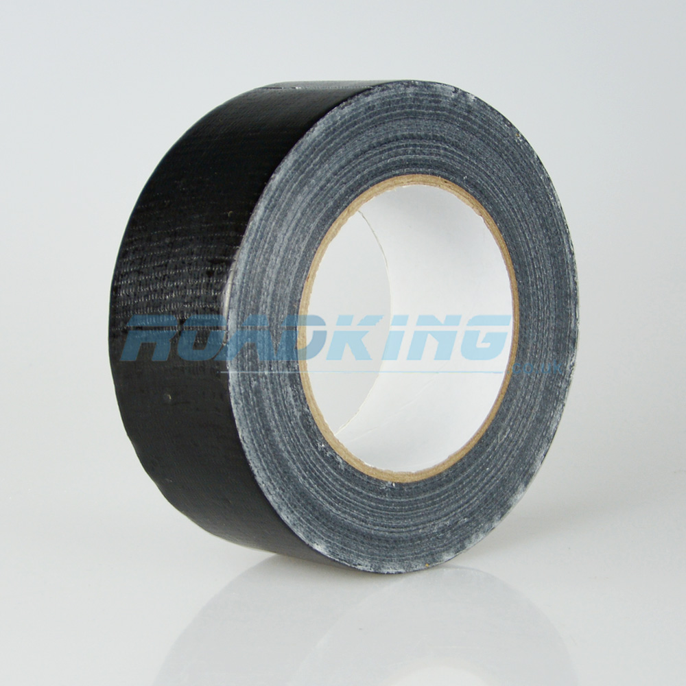 Gaffer Tape | Gaffa Tape Roll | Black | 48mm x 50m