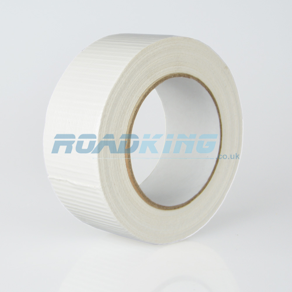 Gaffer Tape | Gaffa Tape Roll | White | 48mm x 50m