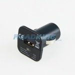 1 Port USB Adaptor Car Charger | 2100mA | 12v - Ex-Display