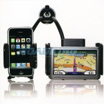 2 In 1 Windscreen Holder for Sat Nav / PDA / Phone