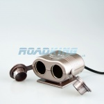 2 Way Cigarette Lighter Adaptor / Splitter / Socket  | 12v / 24v