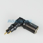 Adjustable Hella Plug to Cigarette Lighter Socket Adapter | 12v / 24v