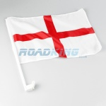 England / St George Car Flag