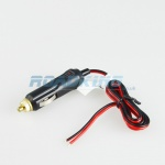 Cigarette Lighter Plug | 1 Metre Lead | 12v & 24v