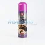 Cockpit Spray - 225ml | Long Lasting Air Freshner | Lavender