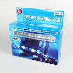 Daytime Running Light | White 2x 8 Power LED Lights | 24v