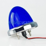24v Diamond Toplight - 9 LED - Blue