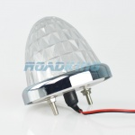 24v Diamond Toplight - 9 LED - White