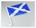 Scotland / St Andrews Car Flag