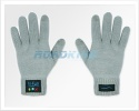 Hi Fun - Hi Call Bluetooth Gloves | Mobile Phone Headset Speaker Gloves | Mens Grey