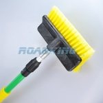 HD FlowThru Telescopic Wash Brush | 1.8m