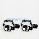 Head Lamp with Band | 7 LED Head Torch Light | Red or White  | 2 Pcs