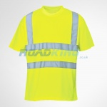 Hi-Vis T-Shirt | Yellow