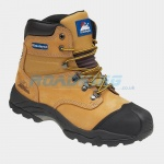 Himalayan 4102 Safety Boots | Yellow