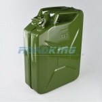 Jerry Can 20L | 20 Litre Green Metal Fuel Can