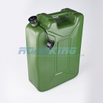 Jerry Can 20L | 20 Litre Green Plastic Fuel Can