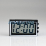 Jumbo Quartz Clock with Date Function