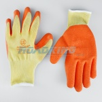 Latex Knit Gloves
