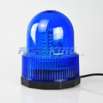 LED Flashing Magnetic Warning Light | Blue | 12v & 24v