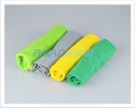 4x Microfibre Cloth | Assorted Colours