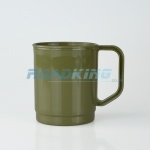 Plastic Camping Mug | 275ml | Green