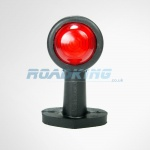 Rubber Marker Light - Small 12cm Straight