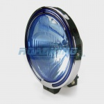 24 Volt 8.5 inch Large Dual Angel Eyes Spotlight | 24v