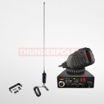 Thunderpole CB Radio Starter Pack | 12v - Mirror Mount