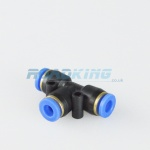 Air Hose Coupling  T Connector - Ex Display
