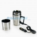 Travel Mug | Heated Electric Mug | 12v