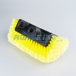 Heavy Duty 5 Sides Wash Brush | 10'' Replacement Head