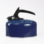 2 Litre Aluminium Whistling Kettle | Blue